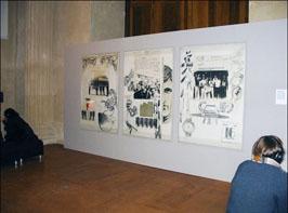Ma' Aminim. Musée d'Art et d'Histoire. Saint-Denis. 2014