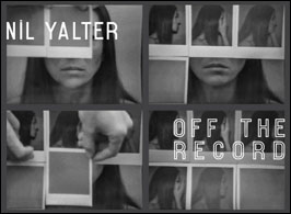 "Nil Yalter ""Off The Record"". ARTER space for art. Istanbul. 2016"