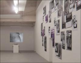 Passerelle centre d'art. Brest. France 2012