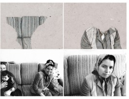 Turkish Immigrants. Photos/drawings: Nil Yalter. Video: Yalter/Croiset